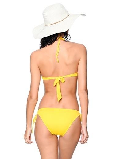 Kom Bikini Sarı